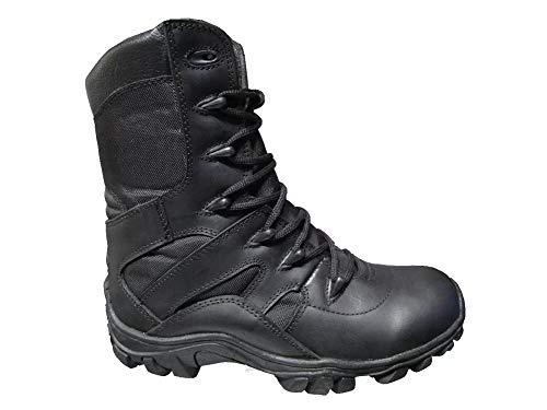 Tactical Military Boots Bates Delta 8 Black