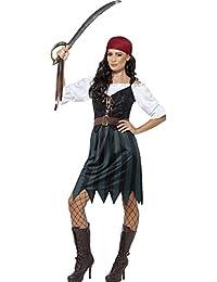 Smiffy's Women's Pirate Deckhand Costume