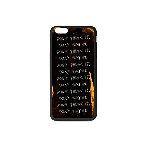 Artswow The Bye Bye Man Custom Phone Case Cover For Iphone 6/6S Plus