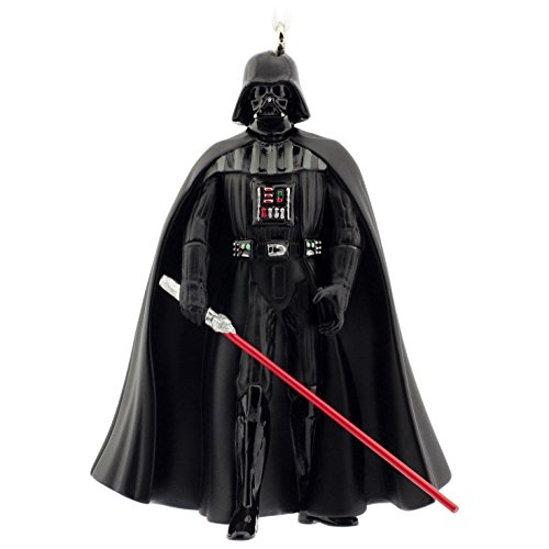 Hallmark Star Wars Darth Vader Holiday Ornament by Hallmark