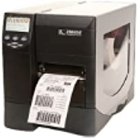 ZM400 Direct Thermal/Thermal Transfer Printer - Monochrome - Desktop - Label Print