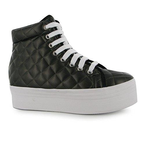 Jeffrey Trapunta Grigie Sneakers Campbell Donna Homg Piattaforma Sneakers Della Scarpe rXwr6gPqxB