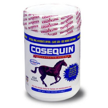 Cosequin equine horse powder concentrated for joint health 7