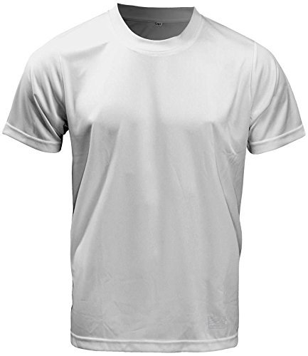 Admiral Performance Ready-to-Play Soccer Jersey, White, Youth Medium (Mexico Soccer Uniform)