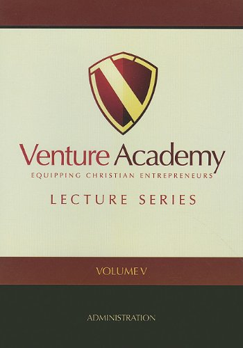 Venture Academy Lecture Series: Volume Five- - Mall Ventura Stores