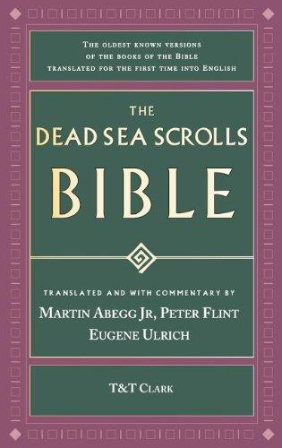 Dead Sea Scrolls Bible pdf
