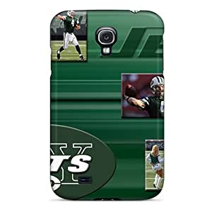 Fashionable XmC23617QEKq Galaxy S4 Case Cover For New York Jets Protective Case