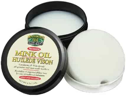 Moneysworth & Best Mink Oil-Tub (6.5-Ounces)