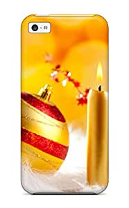 Tpu Case For Iphone 5c With Christmas Iphone