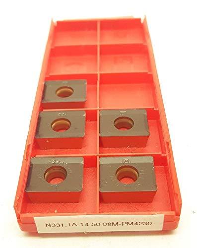 Sandvik N331.1A-14 50 08M-PM Hartmetalleinsätze 4230 Frässpitzen #SA2