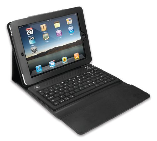 Innovative Technology ITIP-4000 Case for iPad with Bluetooth