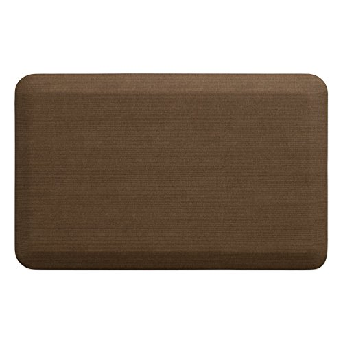 (NewLife by GelPro Anti-Fatigue Designer Comfort Kitchen Floor Mat, 20x32