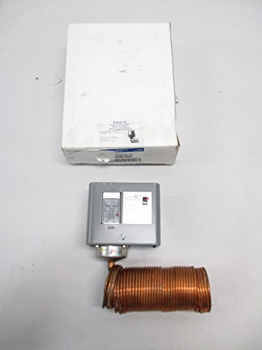 Johnson Controls A70GA-1C A70 Series Two-Circuit Temperature Control, Four-Wire, 15-55 Degree F Temperature Range, 20' -