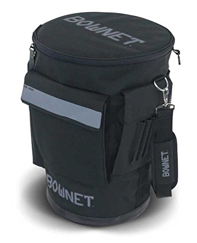 Bownet Bucket Bag Black