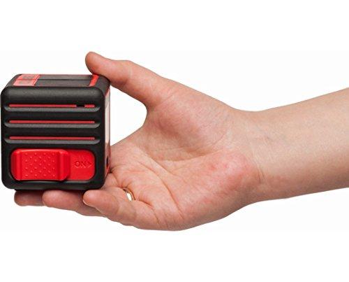 AdirPro Cube Cross Line Laser Level Home, Red/Black by AdirPro (Image #3)