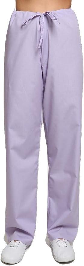 unisex Pantaloni da ospedale//sala operatoria da medico//veterinario vari colori e taglie da XS a 4XL
