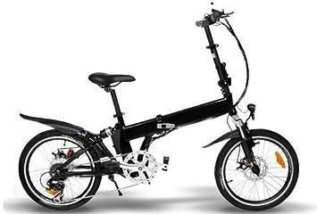"""Bicicleta eléctrica E-GO! QUICKLINE ST-TROPEZ 250W 20"""" E-Bike"""