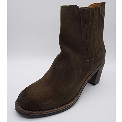 Swo01 Bootees Brown Boots Shabbies Amsterdam Women's 250214 HwUnf5q