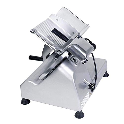 BestEquip Commercial Food Slicer 10 inch Blade 530 RPM Commercial Electric Meat Slicer 240W for Commercial and Home Use by BestEquip (Image #6)