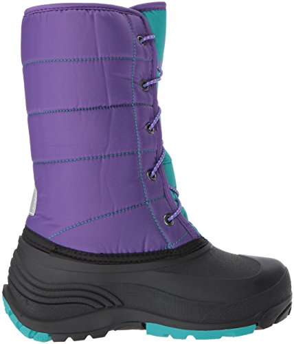 Pictures of Kamik Girls' Cady Snow Boot Purple/Teal NK4701S Purple/Teal 3
