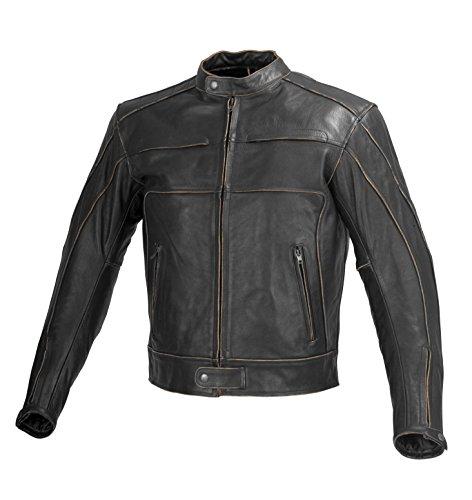 Leather Armor Jacket - 5