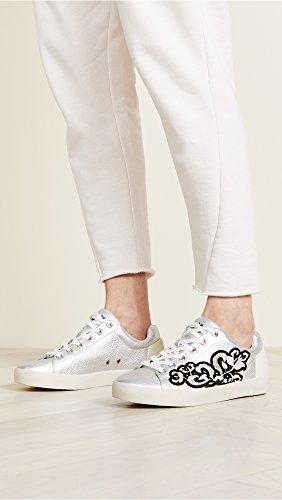 Nicky Womens 480009 Black As Ash Silver Silver Size x7ZRxqtf