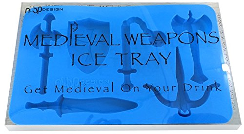 Novelty Middle Medieval Weapons Silicon product image