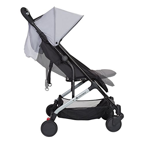 Baby Trend Trifold Mini Stroller Pebble Import It All