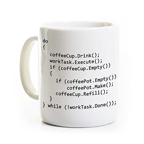 Computer Science Coffee Mug - C++ Programmer Gift
