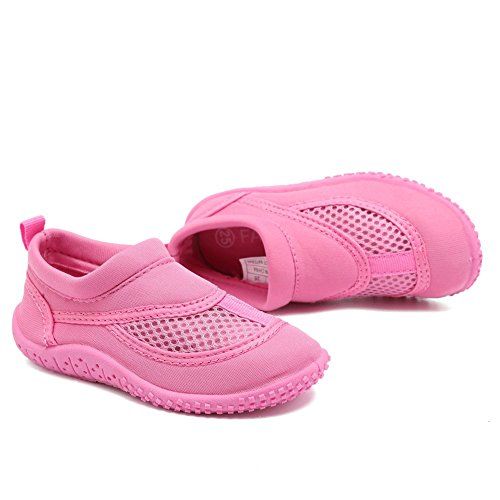 for Baby nbsp;Toddler Little Unisex Boys kid Swim Water FANTINY Drying CIOR Girls Toddler Pink Sports Quick Aqua and Beach Shoes 7xTwEPq