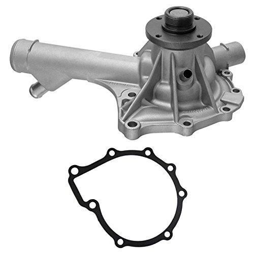 Kompressor C230 Mercedes (New Water Pump + Gasket for MERCEDES-BENZ W202 C230 KOMPRESSOR B220 1112000401)