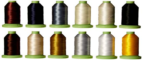 Coats Quilting & Machine Neutrals Embroidery Thread