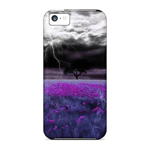 For Iphone 5c Protector Cases A Little Peace In A Mad World Phone Covers