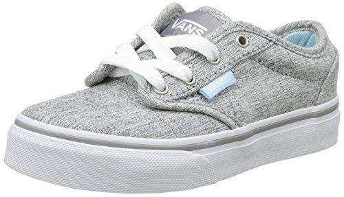 Vans Mädchen My Atwood Sneakers Grau (Menswear Gray/crystal Blue)