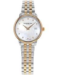Raymond Weil Toccata Quartz Female Watch 5988-SP5-97081 (Certified Pre-Owned)