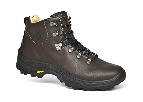Kayland - Zapatillas para deportes de exterior para hombre Marrón marrón 41 EVJo7