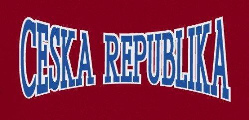 World of Football Ringer T-Shirt lo2c Tschechien