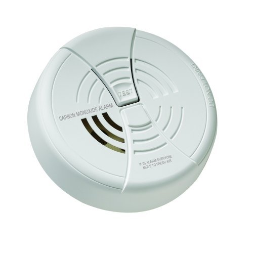 First Alert CO250T Travel CO Alarm with Travel Bag