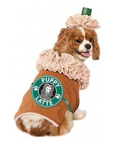 Rubie's Iced Coffee Pet Costume, Medium