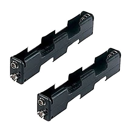 Amazon.com: Garrett Two Pack AA Battery Holder for GTA, GTAx, GTX, GTP & GTI Metal Detector: Garden & Outdoor