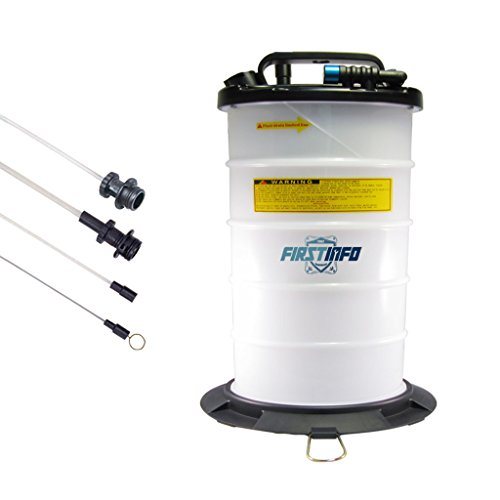 FIRSTINFO 9.5L Pneumatic Operation Oil or Fluid Extractor by FIT TOOLS (Image #6)