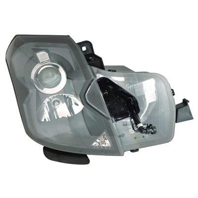 OE Replacement Headlight Assembly CADILLAC CTS 2003-2007 Multiple Manufacturers Partslink GM2503315