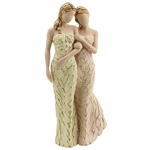 More Than Words My Sister My Friend Figurine by Arora Design Ltd
