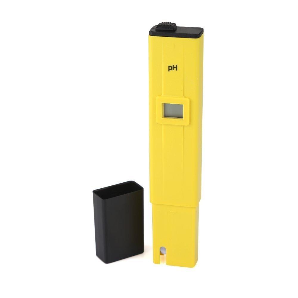 Medidor Digital de PH, Tester Portátil de Gran Precisión para Acuario, Piscina, Pecera, Cultivo Hidropónico, Electrónica Rey®: Amazon.es: Electrónica