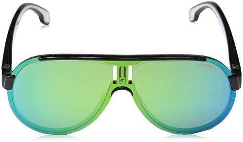 1008 Sonnenbrille s black Noir Carrera green qAYzZwnnx