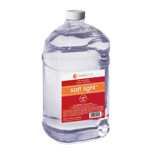 Case of 4x1 Gallon's Smokeless Liquid Paraffin Lamp Oil