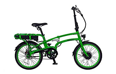 Pedego Latch Lime Green 36V 15Ah