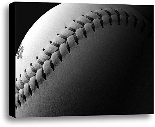 Heritage 1093 Softball Canvas Print by Richard Reynolds, 27 by 36 by 1.5-Inch by Heritage Products
