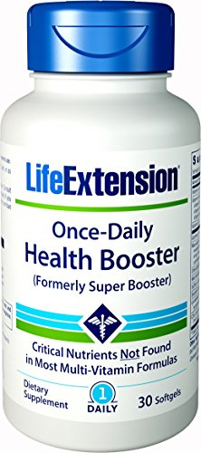 Life Extension Once-Daily Health Booster, 30 - Daily Booster Health