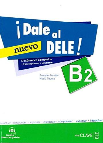 Dale Al Dele Libro B2 Audio Descargable Spanish Paperback 23 Sept 2013 Buy Online In Angola At Angola Desertcart Com Productid 68750670